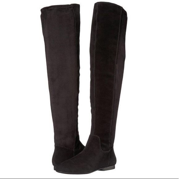 5247f0024dc Lucky Brand Shoes - Lucky Brand Gavina OTK Boots